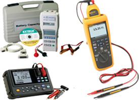 Battery Tester & Analyzer