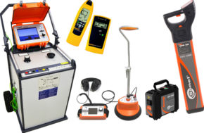Electrical Cable Locators & Fault Location