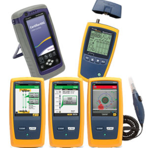 Data Cable & Network Test Equipment