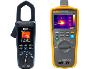 Specialty DMM & Clamps (With Thermal Camera)