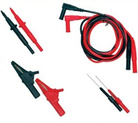 Test Leads & Connectors