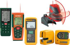 Level & Distance Angular Measurement