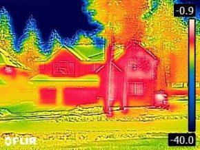 Specialty Infrared Camera : Flir one, C2,C3,Flir Automation Series