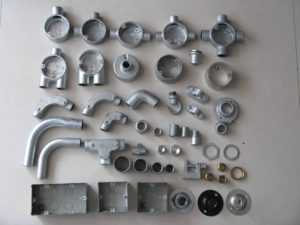 Pipes , Fittings & Conduits