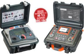 10 & 15 KV Insulation Tester