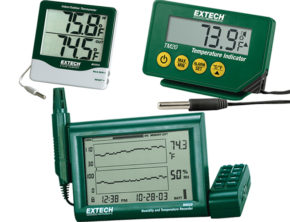 Desktop & Wall Mount Thermometers