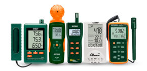 Carbon dioxide (CO2) Meters