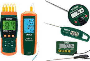 Contact Thermometer