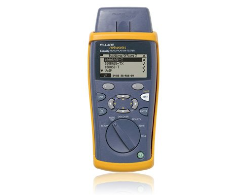 Fluke networks CableIQ™ : Qualification Tester - CEGROUP