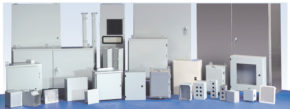 Electrical Plastic Boxes & Cabinets (Indoor/Outdoor)