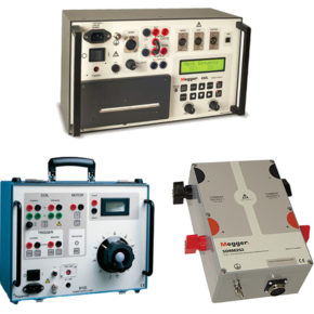 Circuit Breaker Testing Equipment