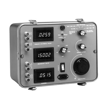 Megger CTER-91: Current Transformer Excitation, Ratio and