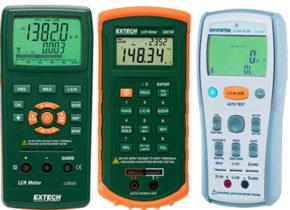 Handheld LCR Meters