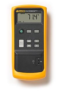 On sale! Fluke 714 temperature calibrator model fluke-714 fluke 714.