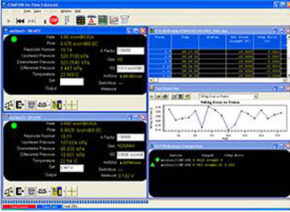 Flow Calibration Software