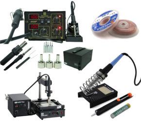 Soldering & Desoldering Equipment