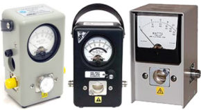 RF Wattmeters and Line Sections