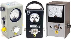 RF Wattmeters & Line Sections