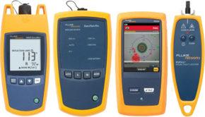 Fiber Optic Power Meters and Fault Locators