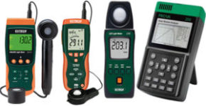 Led, Light & UV Meters