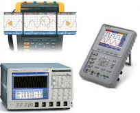 Oscilloscopes, Scopemeters & Accessories