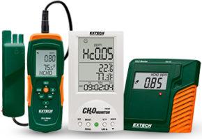 Formaldehyde Meters