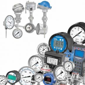 Industrial Gauges & Sensors