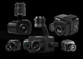 Specialty Infrared Camera : Automation Series, Corona Virus