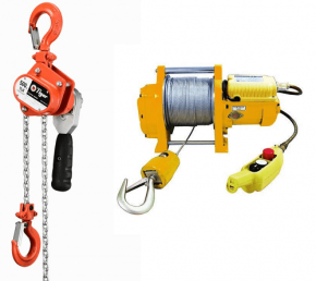 Lifting & Rigging Equipment