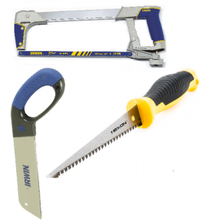 Sawing, Drilling, Cutting
